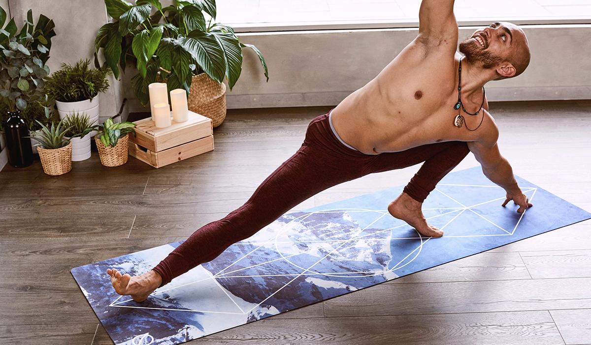 Hot Yoga mat towel - Jane Jackson