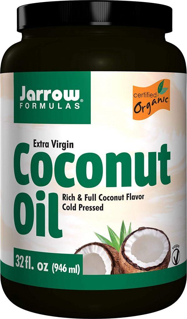 best organic coconut oil