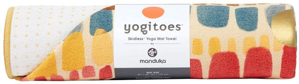 Yogitoes Manduka Yoga Mat Towel - JaneJackson Blog