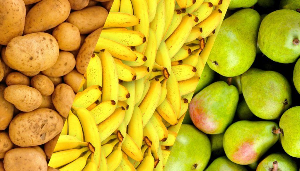 Best organic fiber foods