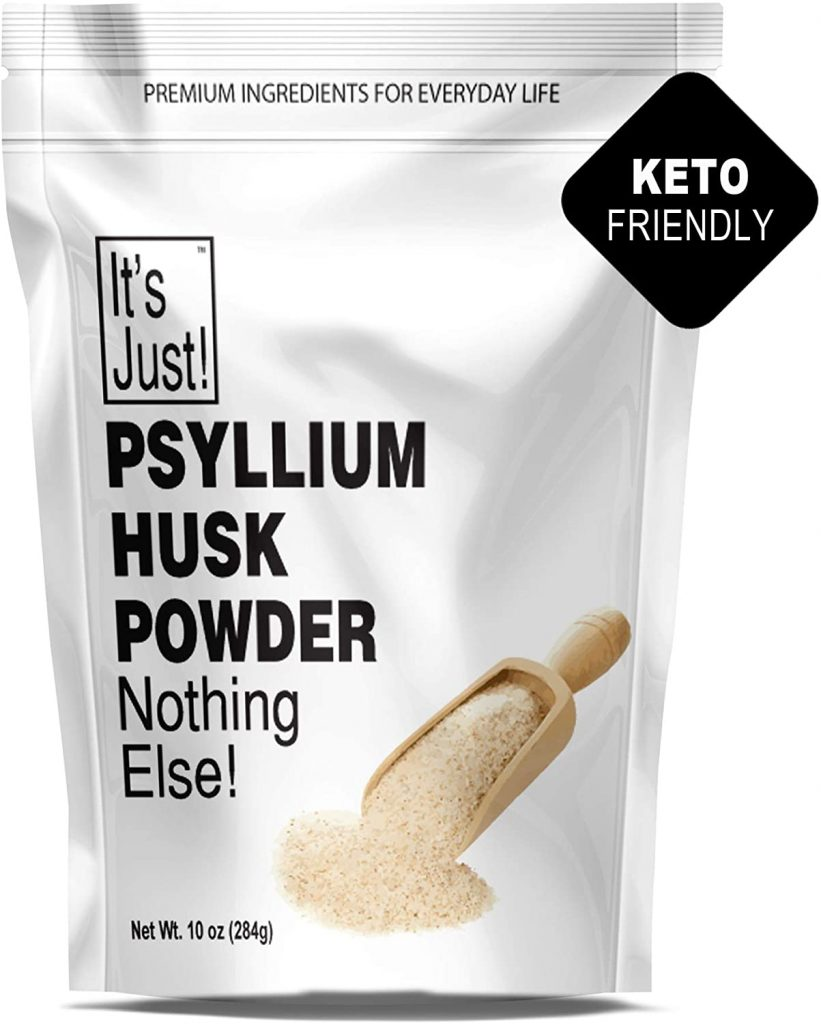 It's Just - Psyllium Husk Powder - Oranic fiber powder