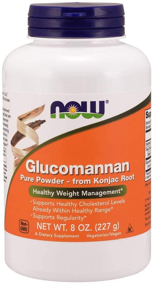 NOW Supplements Glucomannan best fat loss supplements for women