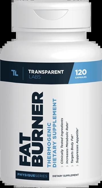 Transparent Labs Fat Burner best fat loss supplements for women