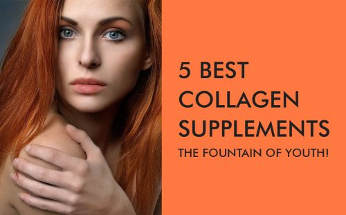 5 best collagen supplements - janejackson