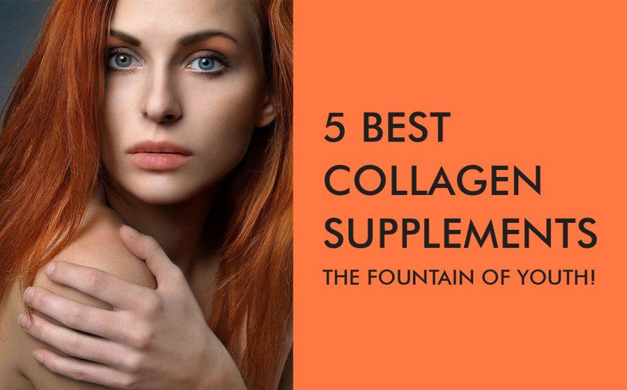 5 best collagen supplements - janejackson